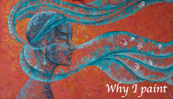 Why I paint?